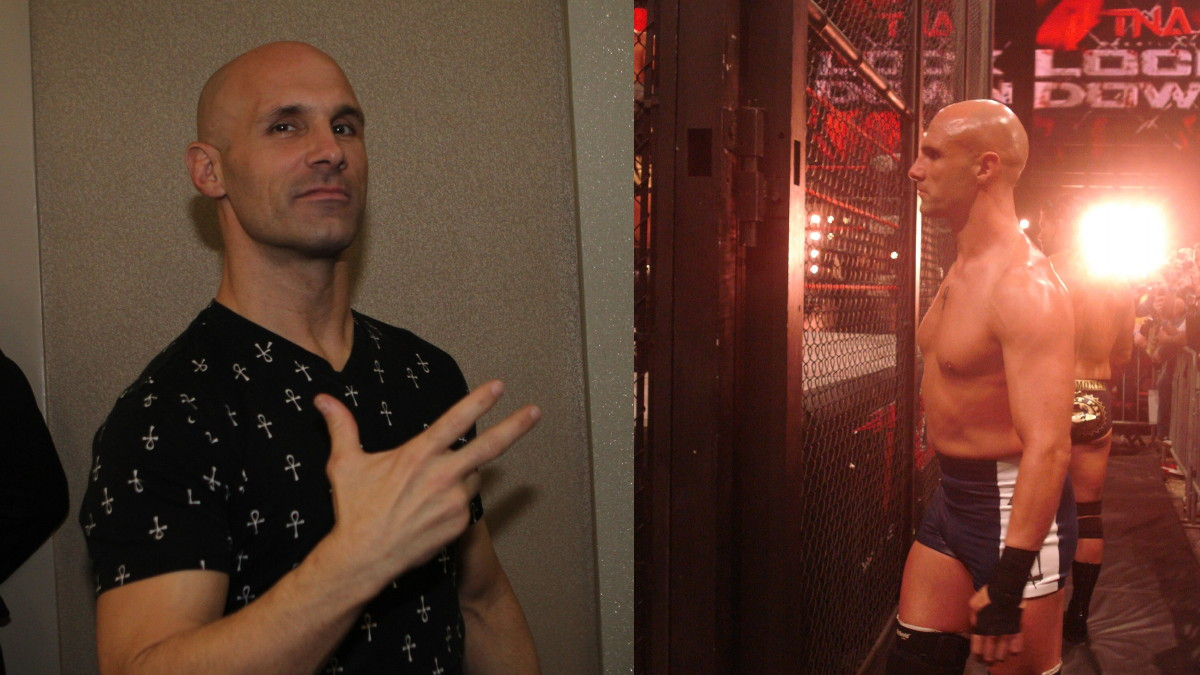Christopher Daniels not done yet