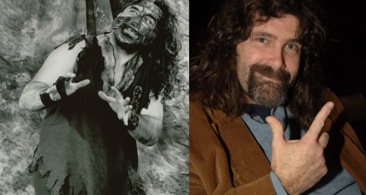 Foley's '20 Years of Hell' now a tour too
