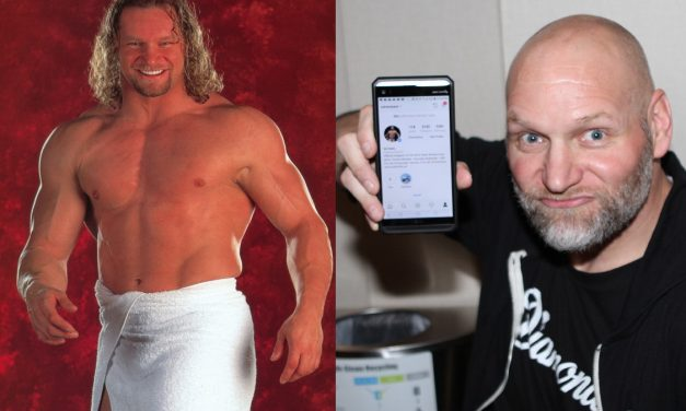 Val Venis' early successes came in Puerto Rico