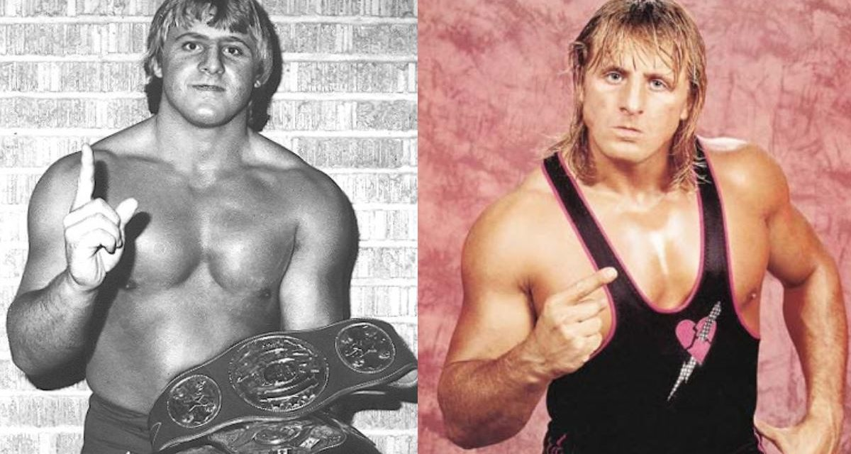 Owen Hart Career Record