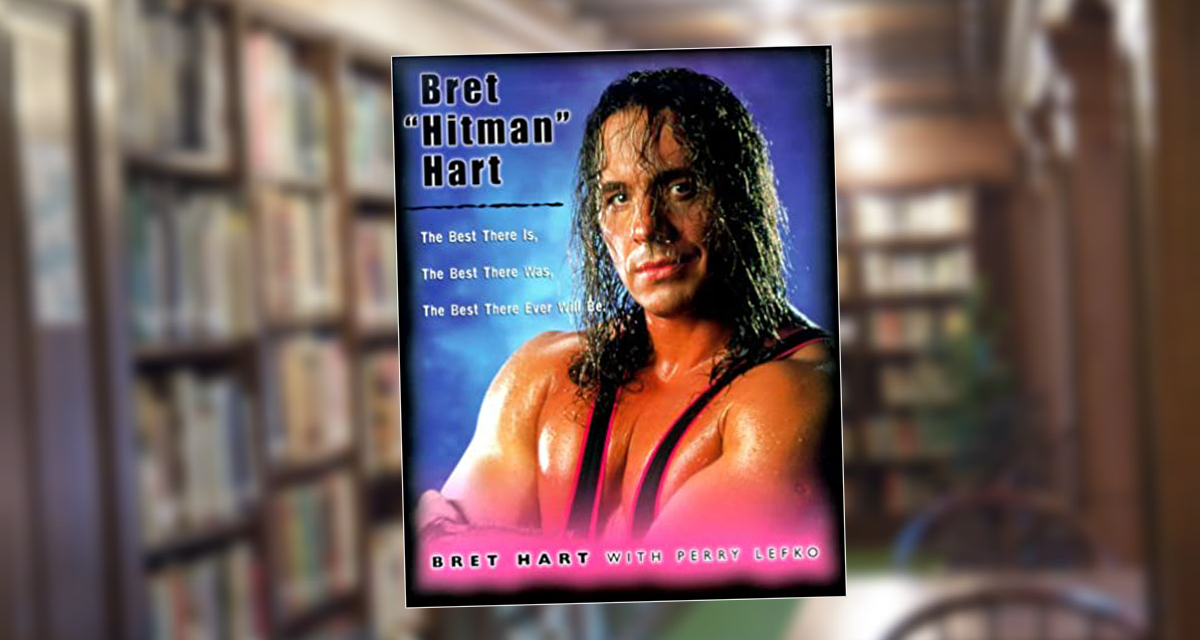 Bret Hart bio gets March release date