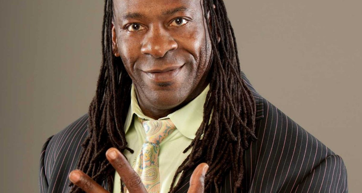 Booker T looking to Bash Stasiak