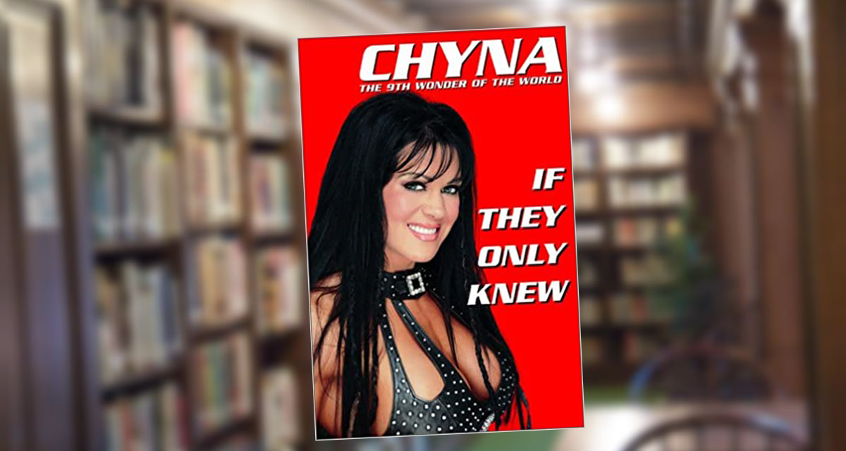 Chyna's book for fans only