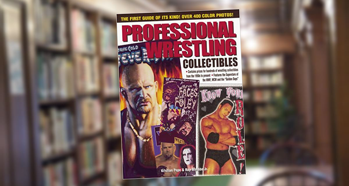 New collectibles book a must-have