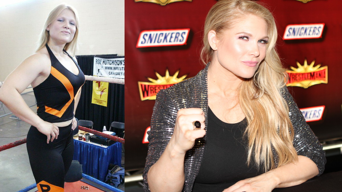 Tragos/Thesz Hall of Fame inductee Beth Phoenix 'revels in the magic' of wrestling