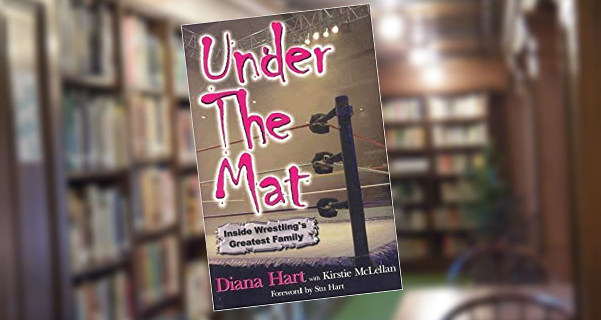 Diana Hart book will shock