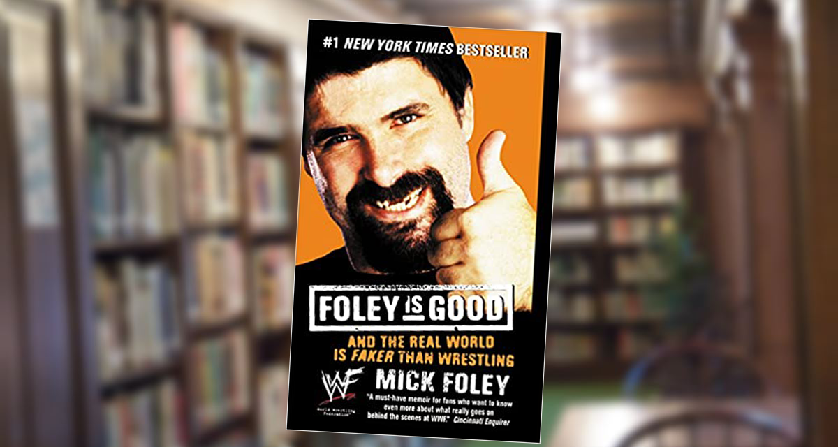 Another great book from Mick Foley
