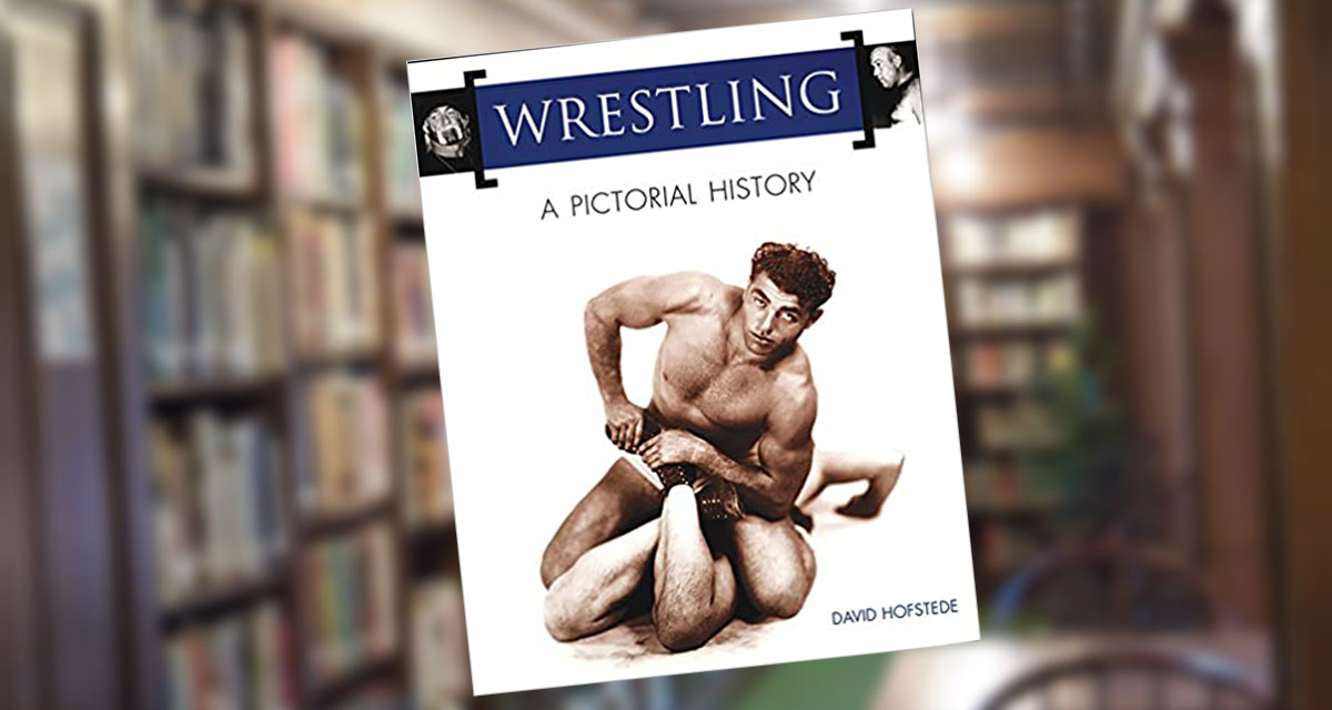 'Wrestling: A Pictorial History' proves pictures aren't always perfect