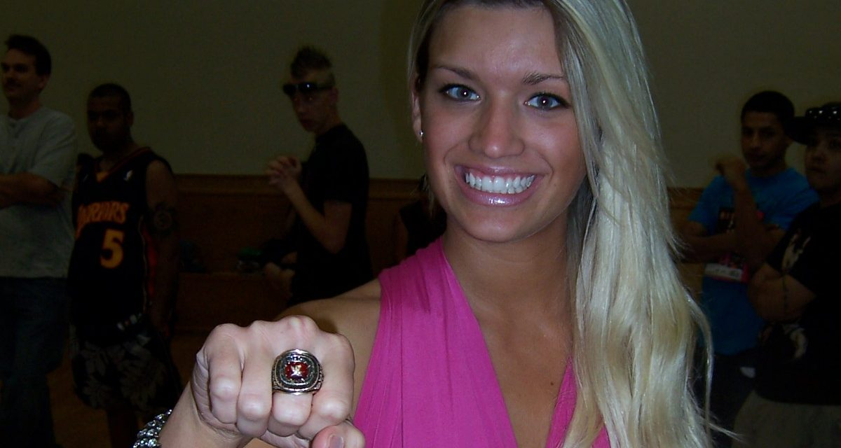 Lacey Von Erich truly is a Knockout