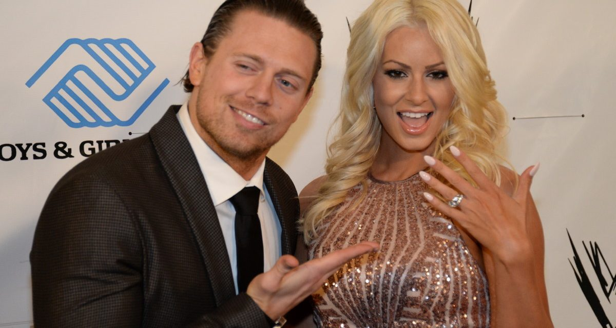 The Miz and Maryse story archive