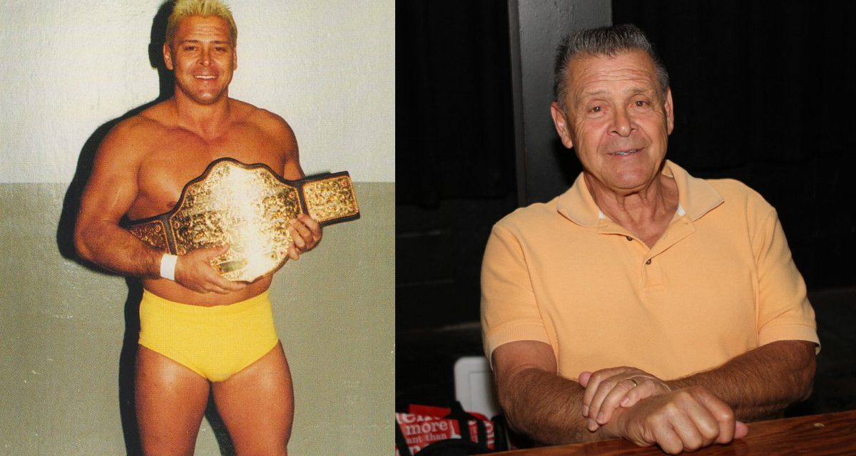 The rugged road of Ronnie Garvin