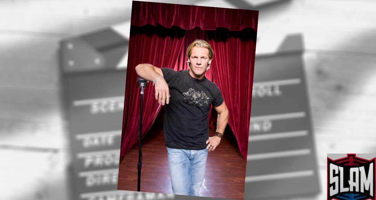 The scoop on Jericho's busy life