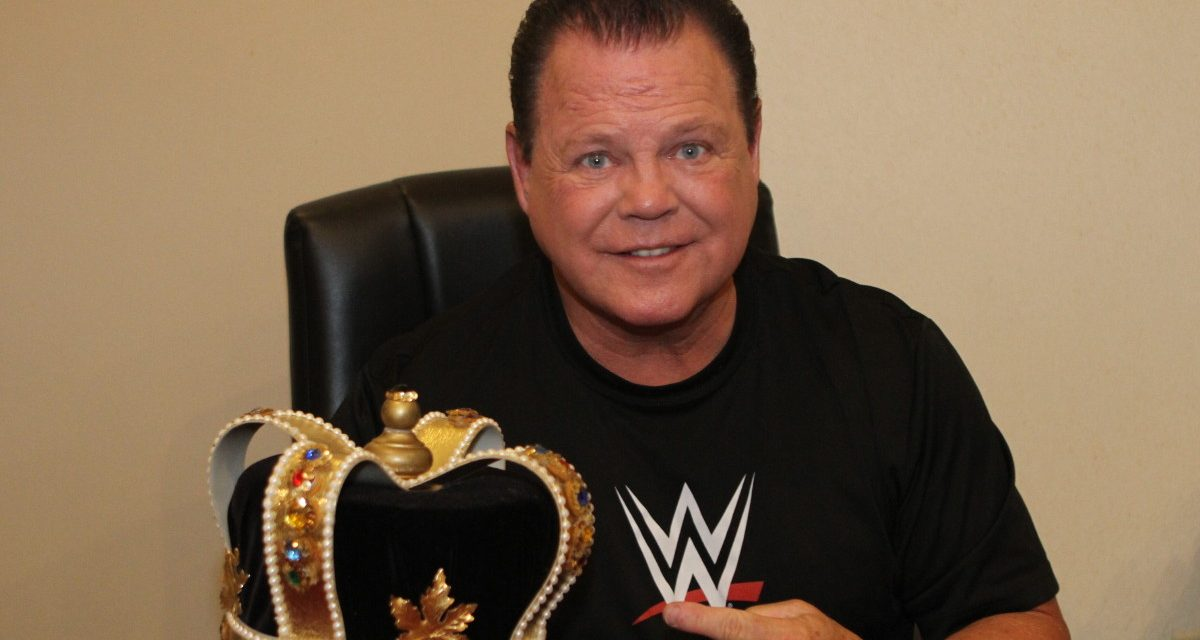 Why everyone's talking about Michael Cole vs. Jerry Lawler