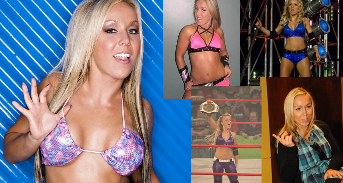 Taylor Wilde always wildly busy