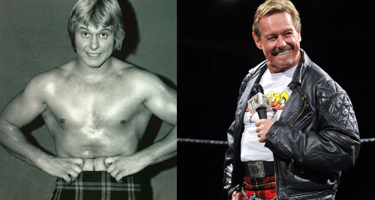 Roddy Piper and family story archive