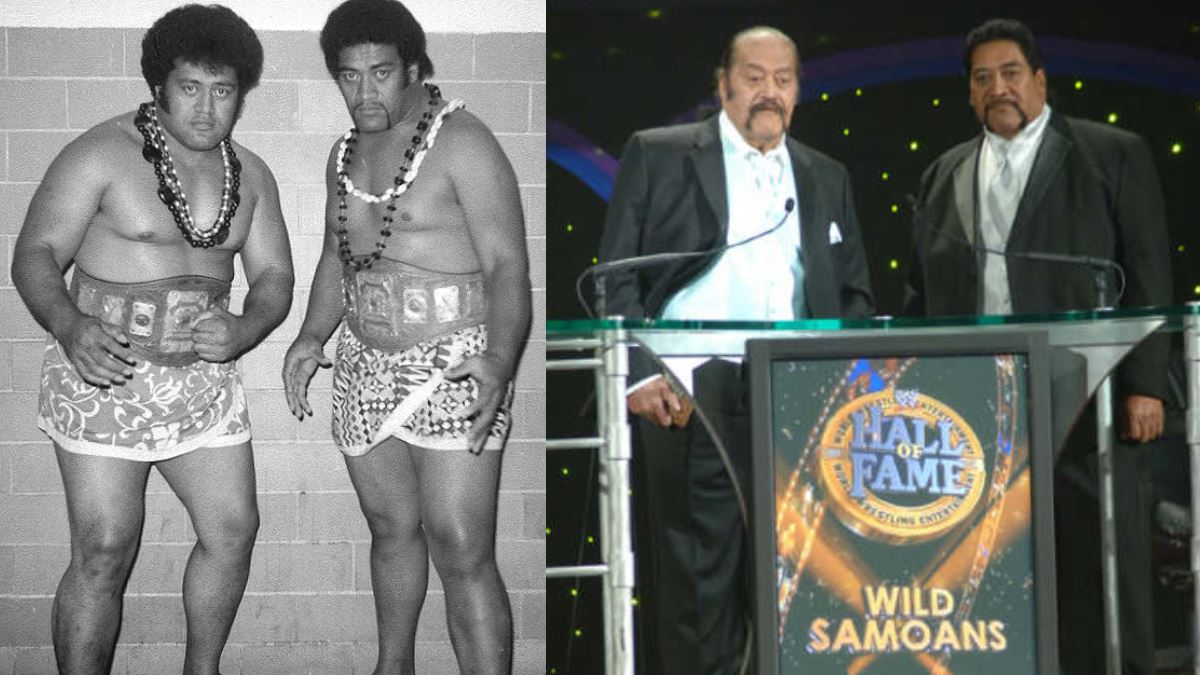Mat Matters: Everything I ever knew about Samoa, I learned from pro wrestling