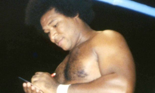 Minority Mat Report: The rocky road of African-Americans in wrestling
