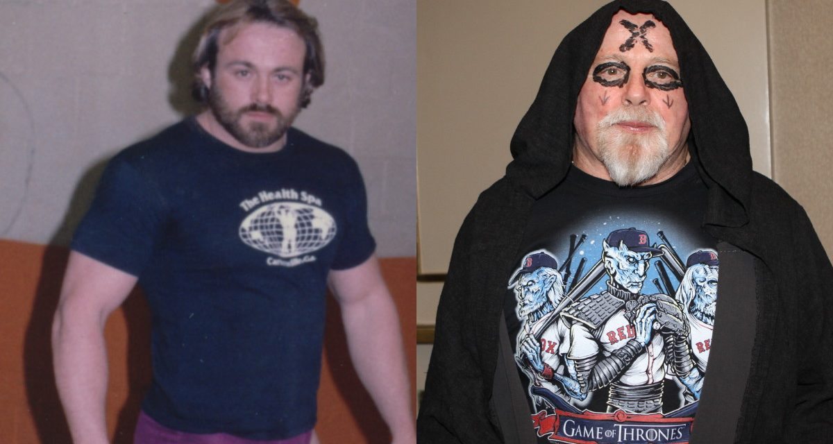 Kevin Sullivan renewing friendships and rivalries at WrestleReunion