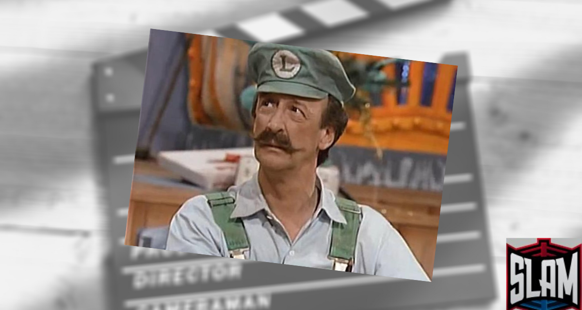 Actor Danny Wells looks back on playing Luigi in the 'Super Mario Bros. Super Show!'