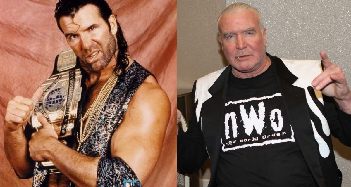 Family now comes first for a sober Scott Hall