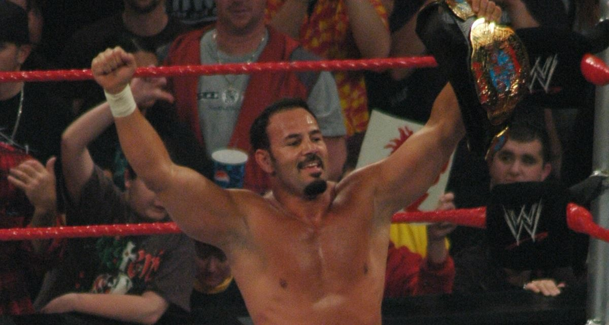 Chavo Guerrero Jr. opts for a simpler life