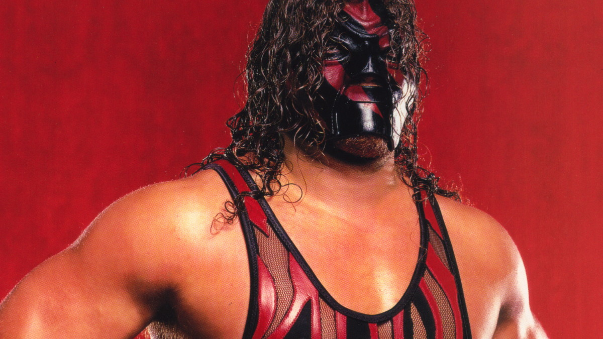 Kane announced for WWE Hall of Fame