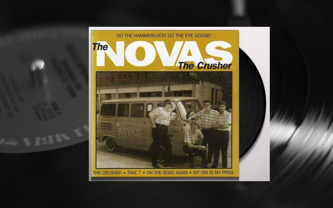 Quest for 'The Crusher' by the Novas