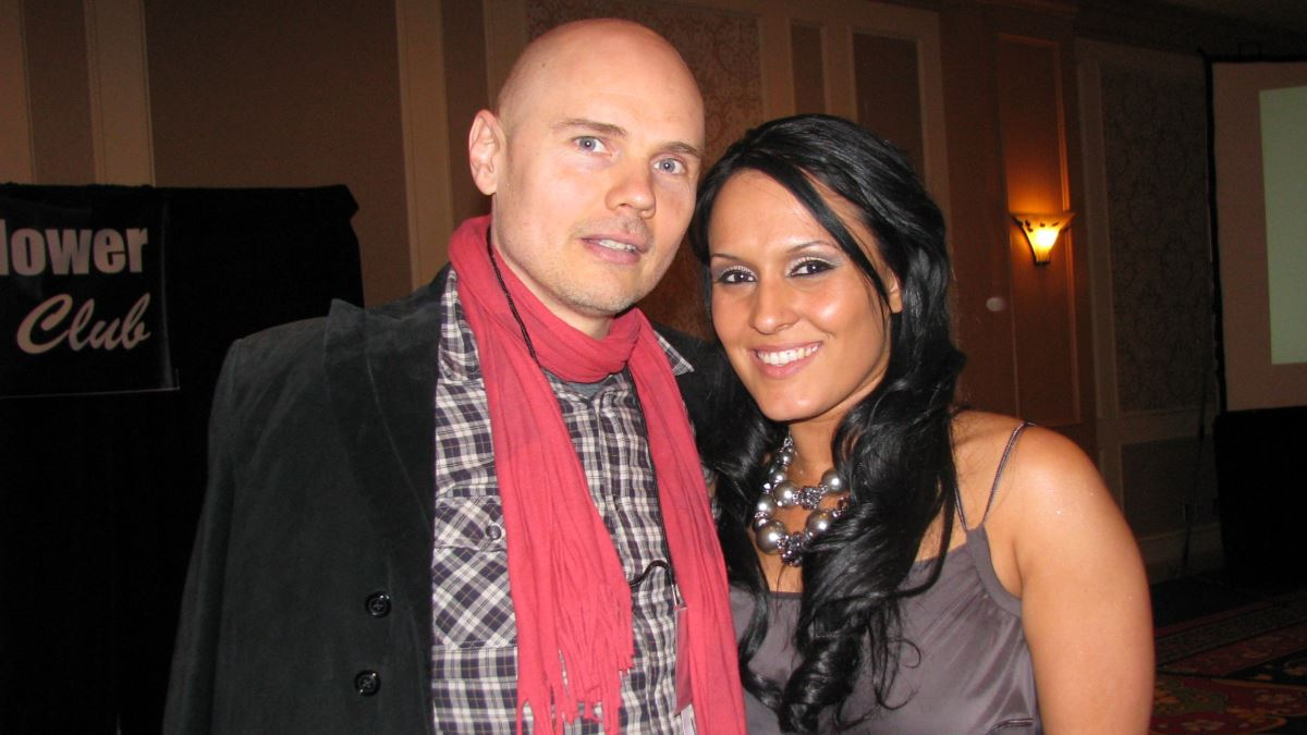 Billy Corgan excited for TNA's future