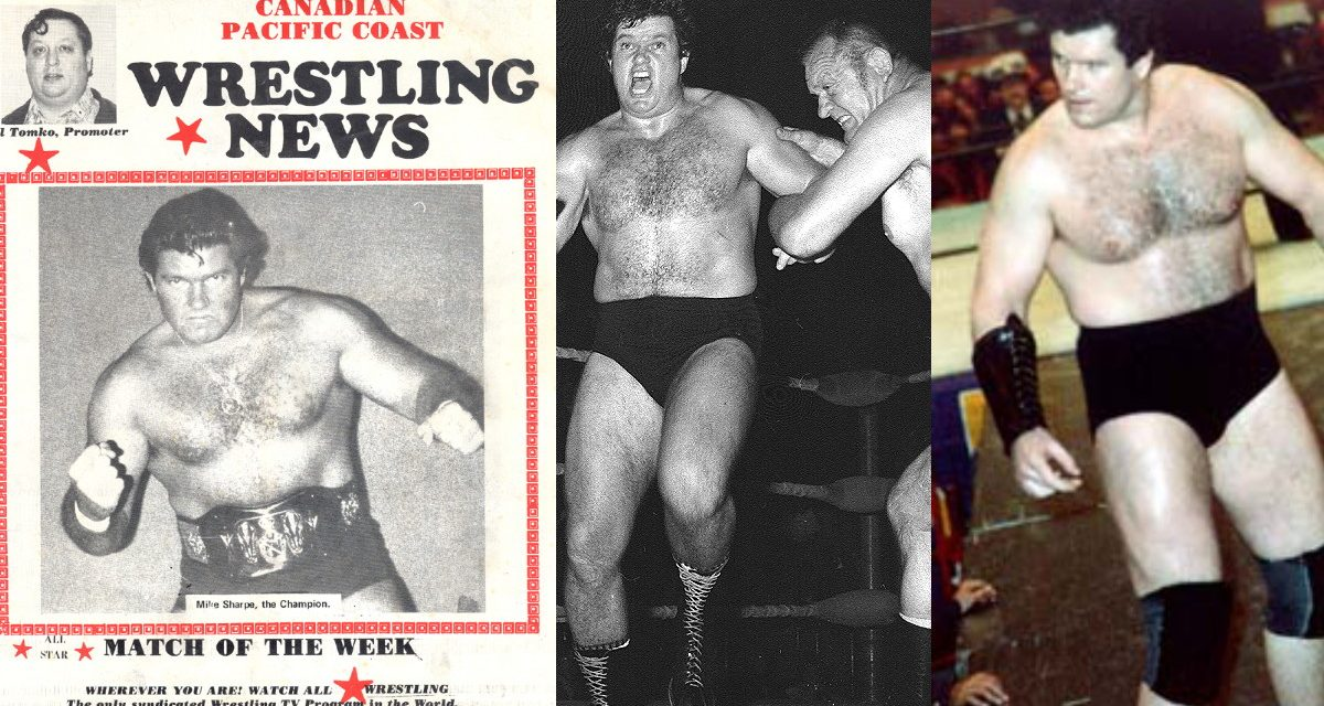 The clean story on Iron Mike Sharpe