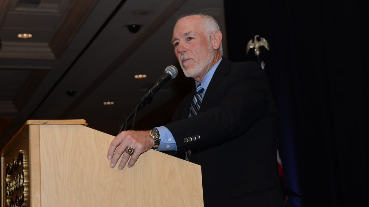 Tully Blanchard: 'God put me on different path'