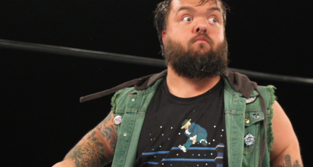 Book, promotion, family keep 'Hornswoggle' Dylan Postl busier than ever