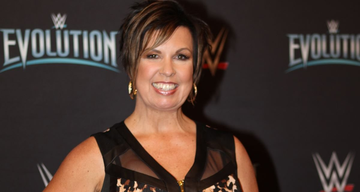 Wrestling reunites Vickie Guerrero with her 'second family'