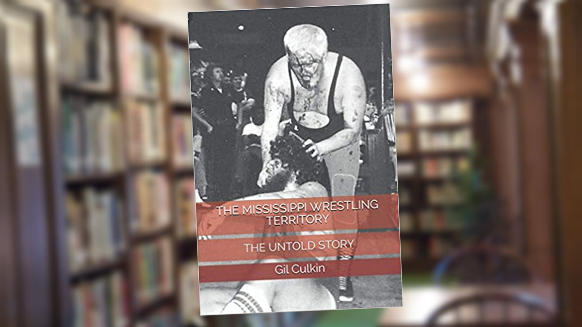 Culkin shares legendary Mississippi wrestling stories