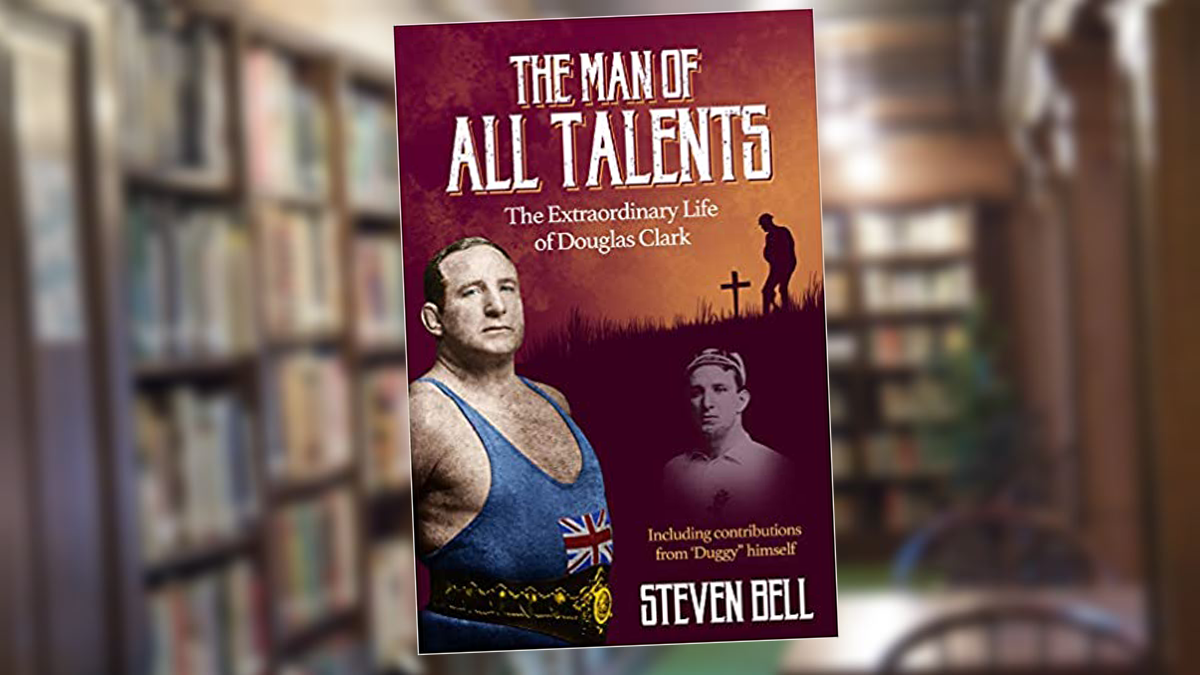 Remembering a two-sport superstar who helped pioneer pro wrestling in the U.K.