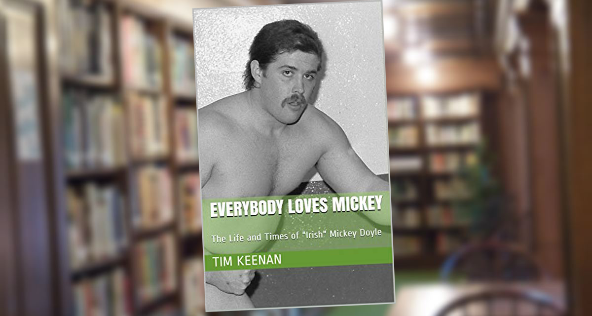 Doyle biography is a 'classy' read for new and old school wrestling fans alike