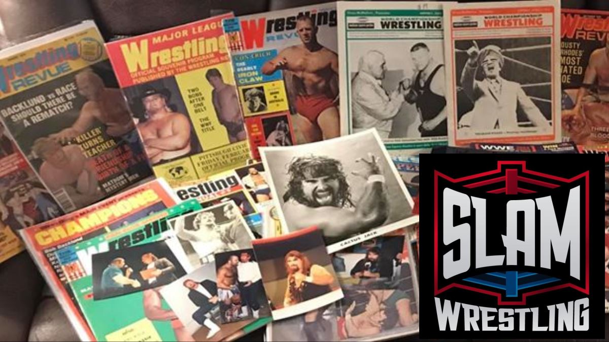 Blast From The Past: The Fargo Brothers – Mr. Americas of the Mat World