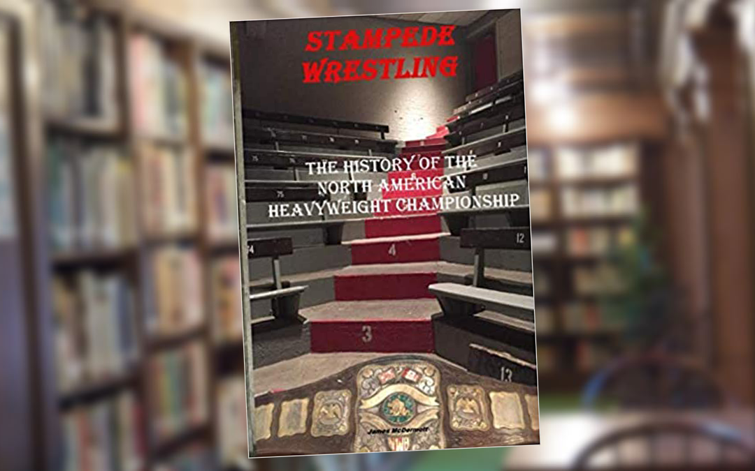 Heavyweight champions of Stampede Wrestling fittingly remembered in title belt tribute