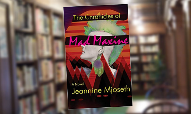 Mad Maxine 'chronicles' her unconventional life in first novel