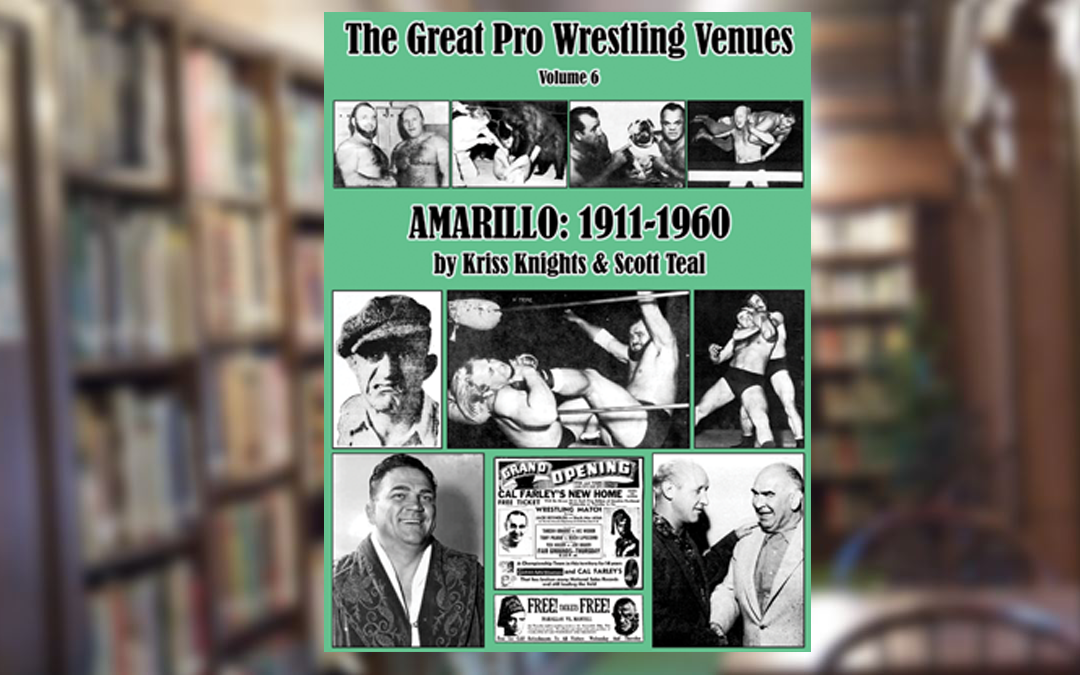 Entry in Venues' Series chronicles Amarillo's early days