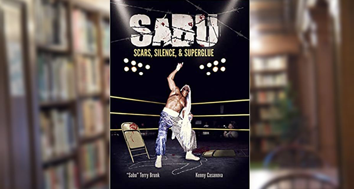 Time to get hardcore with the Sabu autobiography!