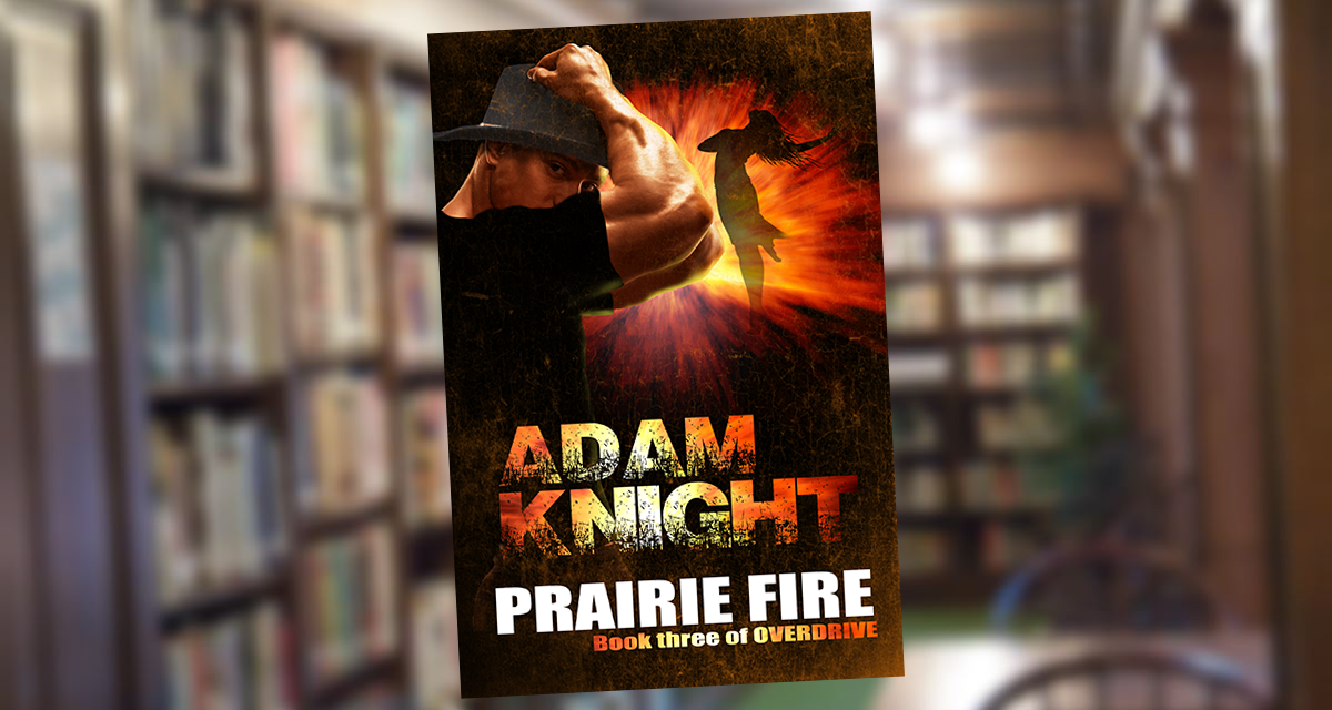 'Outlaw' Adam Knight gets creative outside of the ring with 'Prairie Fire'
