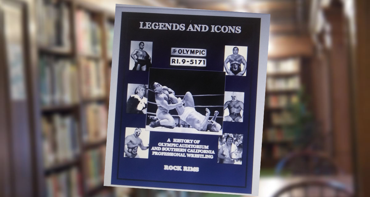 'Legends & Icons' book spotlights 'the Madison Square Garden of the west coast'