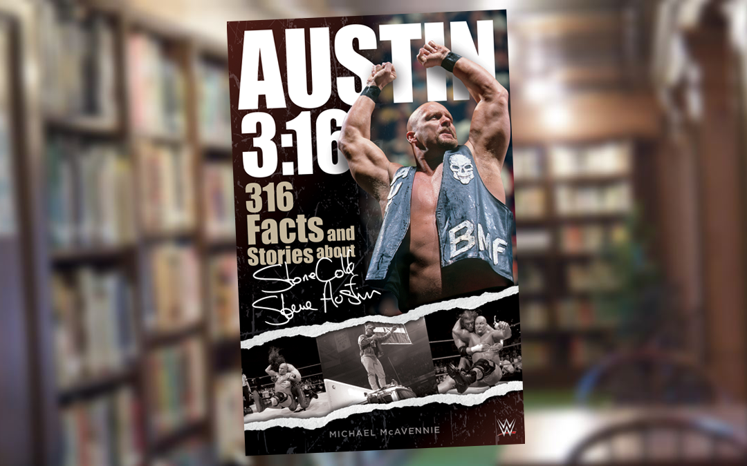 If you want to learn 316 facts about Stone Cold Steve Austin, give me a hell yeah!