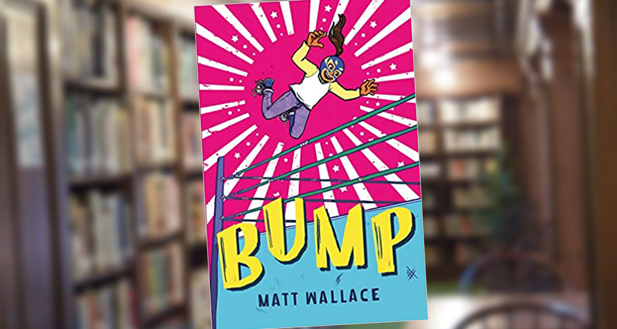 Wallace's first book for younger readers gets over with Canadian classroom