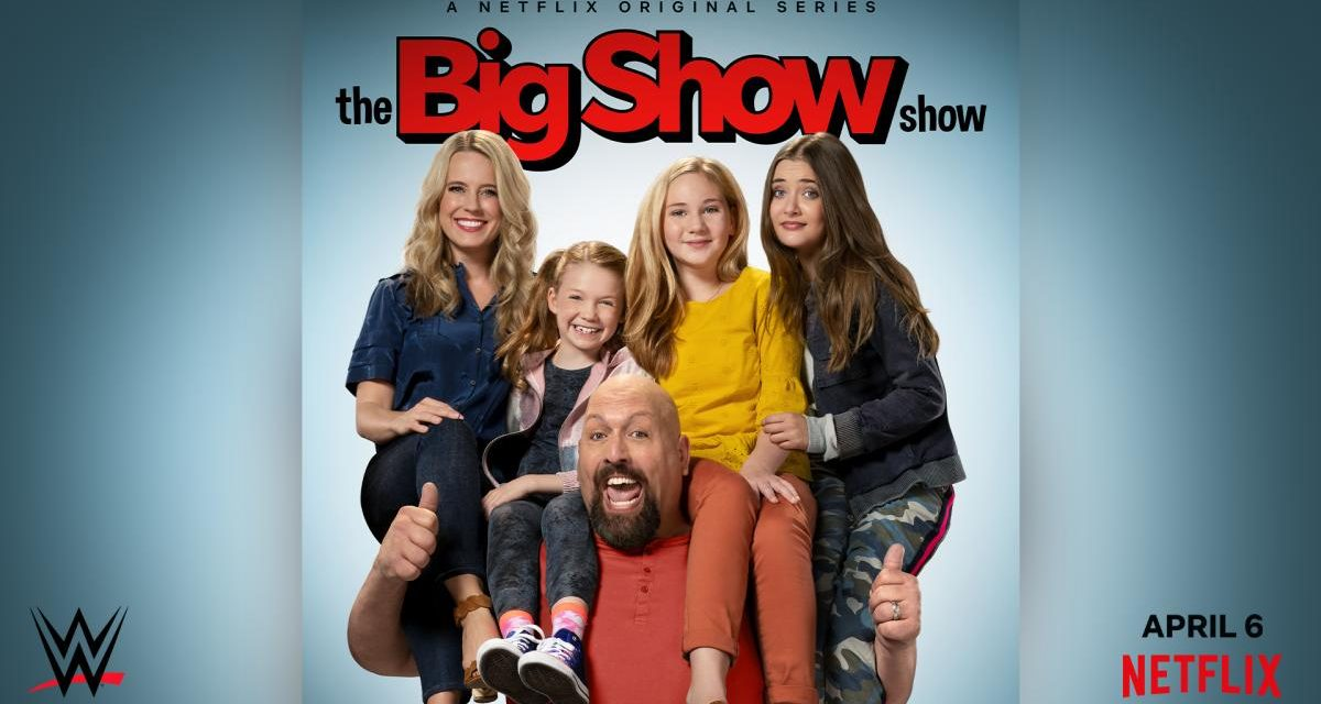 A first take: 'The Big Show Show' ranges from 'great to cheesy'