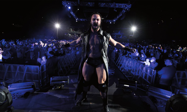 Drew McIntyre on becoming an author and embracing his authentic self