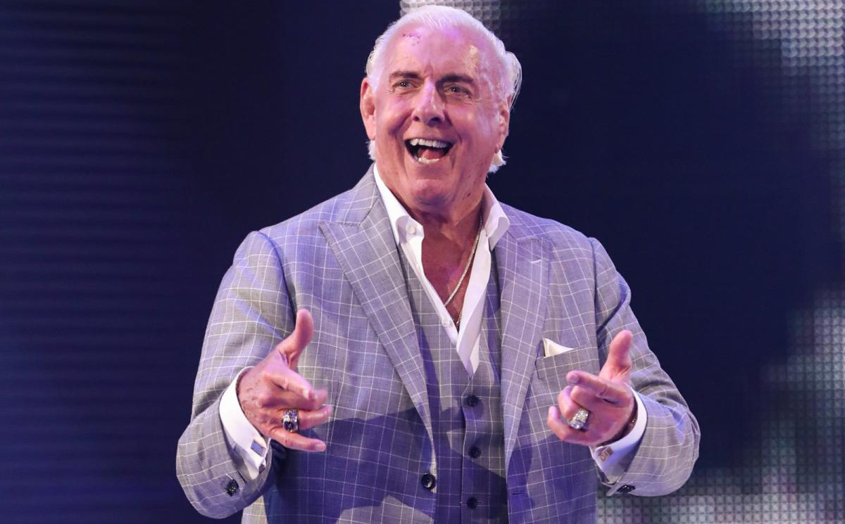 Flair on the state of wrestling