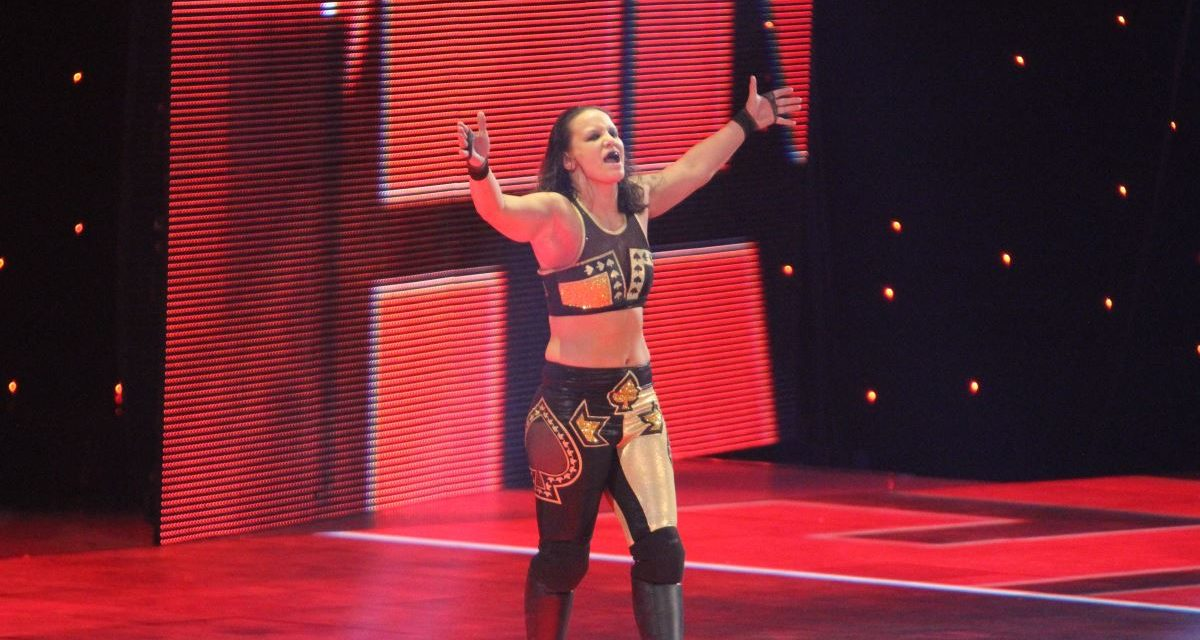 Baszler taps them all out at impressive WWE Elimination Chamber