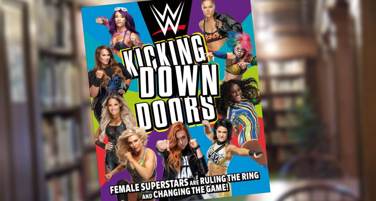 Kicking Down Doors profiles women's evolution