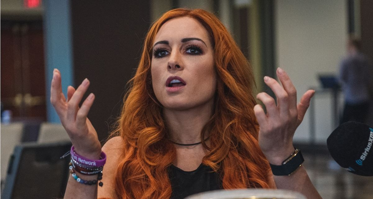 Becky Lynch quits wrestling to be a mom